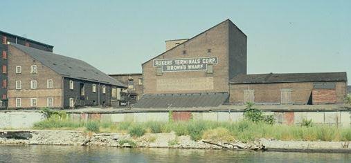 Brown's wharf