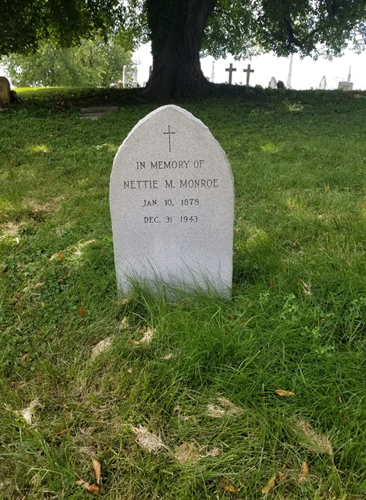 Nettie Mudd Monroe