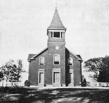 St._Mary's_Catholic_Church,_Bryantown,_Maryland_(1901)