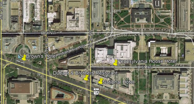 Google Earth Dubants