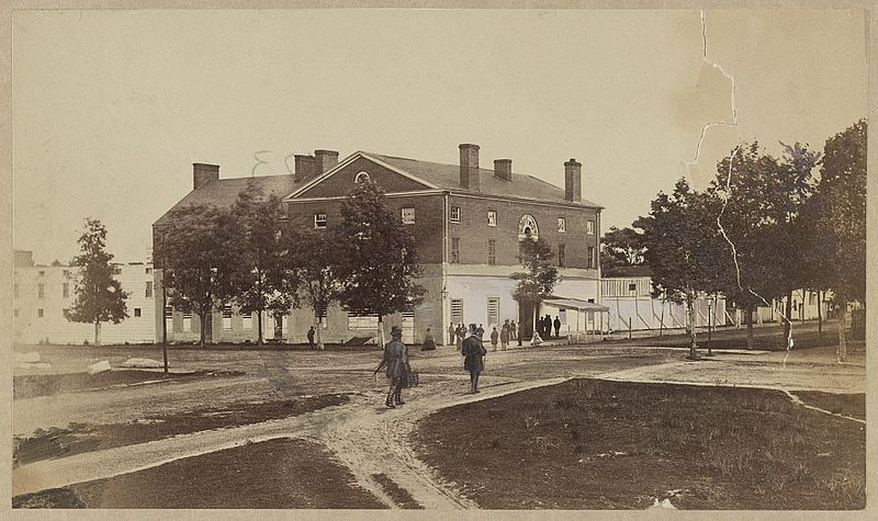 Old_Capitol_prison_Washington,_D.C._circa_1864_34777v